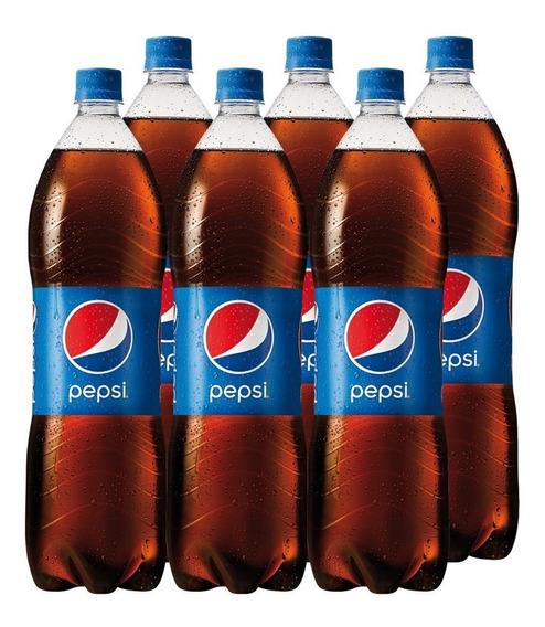Refresco Pepsi 1.5l Pack X6 Unidades