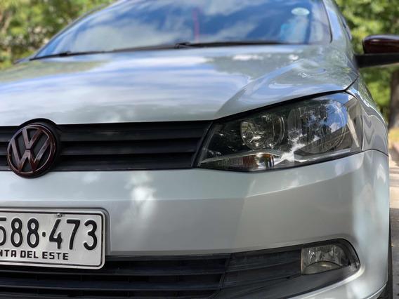 Volkswagen Gol Sedan 1.6 101cv 2014