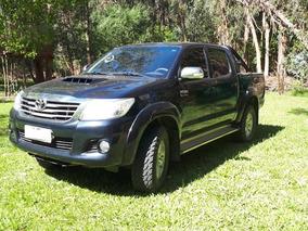 Toyota Hilux 3.0 Srv Tdi 171cv 4x4 -3 2013 Nueva Oportunida