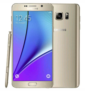 Samsung Galaxy Note 5 Dorado, 64gb