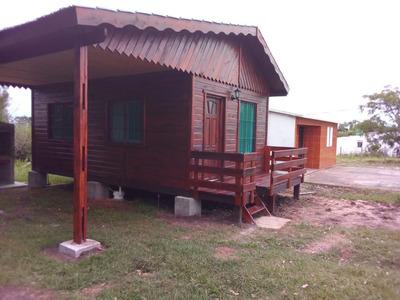 Se Alquila Cabaña En San Gregorio De Polanco