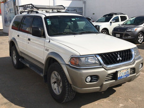Mitsubishi Montero Sport Xls Qc At 2006