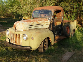 Ford 47 Pick Up