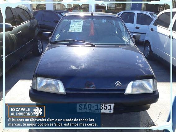 Citroën Ax 1.4 Trs 1993 Negro 5 Puertas