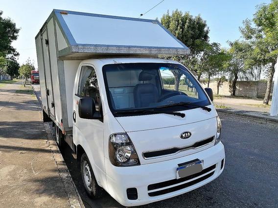 Camion Furgon Kia K2500 - 2016 Blanco Con Caja De 6ta