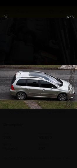 Peugeot 307 1.6 Sedan Xt 110cv 2010