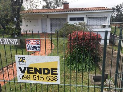 Vendo Casa En Parque Del Plata. Excelente Propiedad.