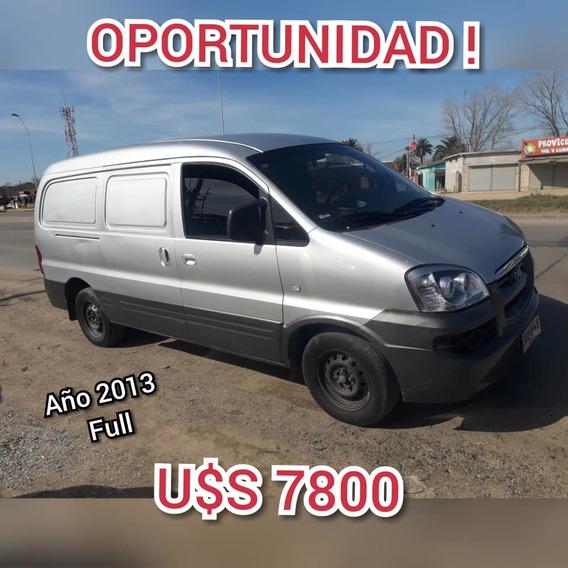 Jac Cta Furgón U$s 7800