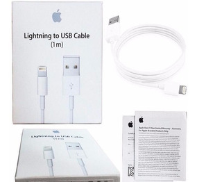 Icase - Cable Usb Lightning Original