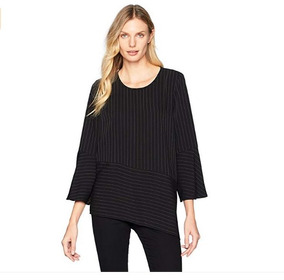 766d5fc26d Elegante Blusa Puños Tipo Campana - Calvin Klein - Senec