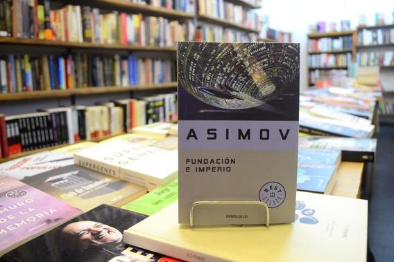 Fundación E Imperio. Isaac Asimov.