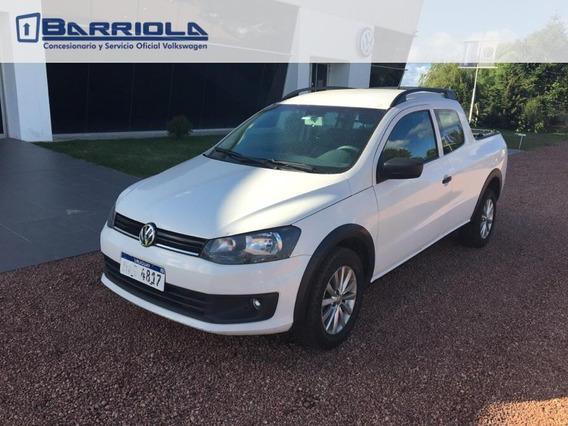 Volkswagen Saveiro Doble Cabina Trendline 2016- Barriola