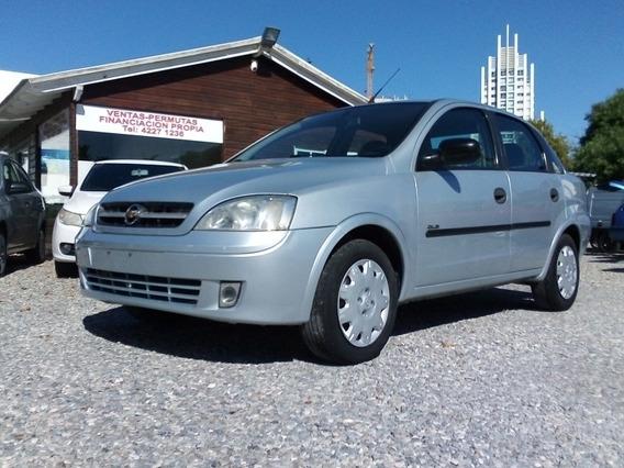 Chevrolet Corsa Ii Direccion Y Aire U$s 4.000 Y Cuotas