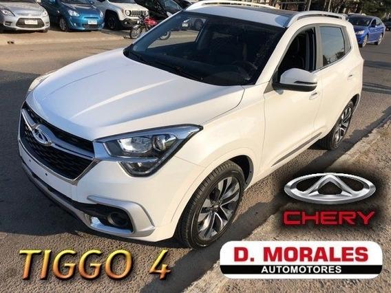 Chery Tiggo 4 Suv 1.500 Cc.turbo Autom. 6ta, 147 Hp