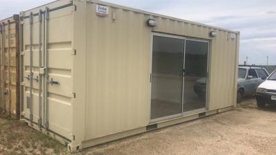 Oficinas Vestuarios Depositos Y Containers Alquiler Y Venta