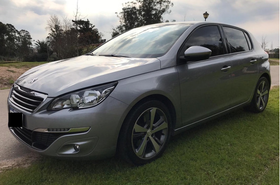 Peugeot 308 1.6t At