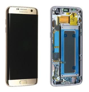 Reparación Cambio Pantalla Original Samsung S7 Edge