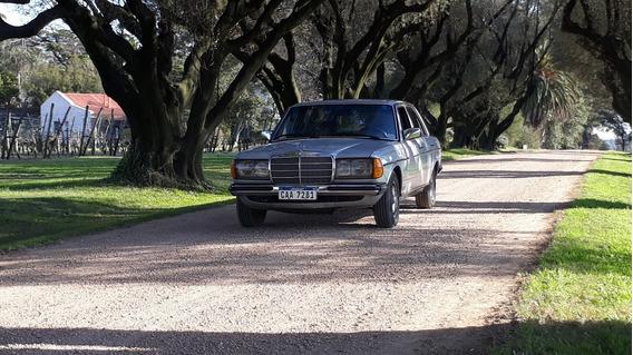 Mercedes 300 Año 1982. Automatico. Full Excelente Estado.