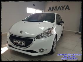 Amaya Peugeot 208 1.0cc 5p Año 2015 C/ 36500 Km Igual A Okm