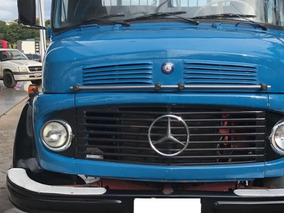 Mercedes-benz Mb 1113 1976/1977 Carroceria