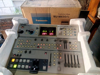 Switcher Panasonic Wj-mx50