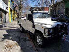 Land Rover Defender 2.5 110 5 Crew Cab 2001