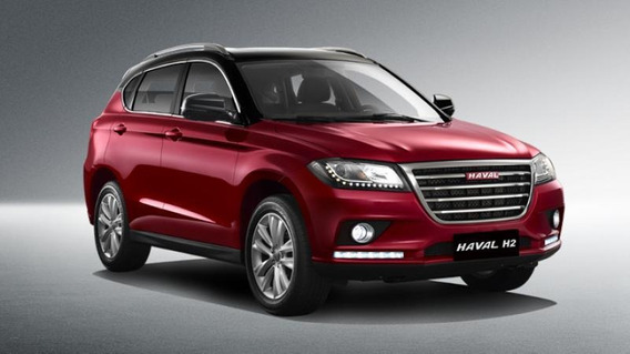 Haval H2 1.5t 148hp ¡la Suv Mas Vendida En China!