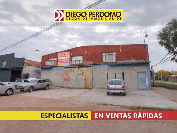 Local Comercial En Alquiler, Ciudad Del Plata