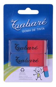 Goma Tabaré Para Lápiz Y Tinta - Mosca
