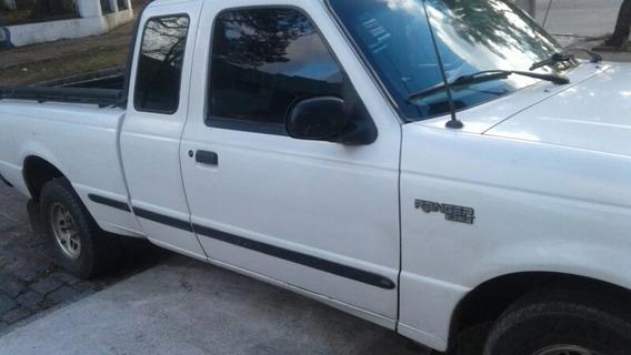 Ford Ranger Cabina Y Media.