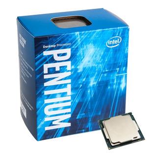 Procesador Intel Pentium G4560 3,5 Ghz X2 7a Gen Socket 1151