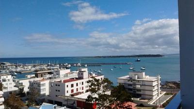 Punta Del Este: Apartamento; Inmejorables Ubicación Y Vista