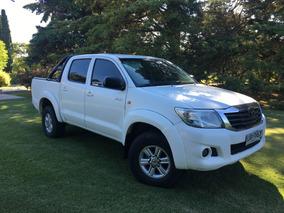 Toyota Hilux 2.7 Cd Srv Vvti 4x4