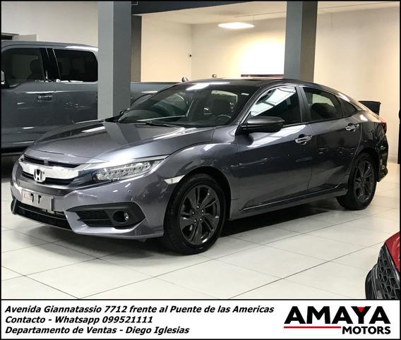 Honda Civic 1.5 Ex-t 2017 Extra Full Divino Amaya Motors !