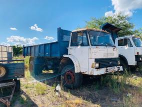 Camion Volcadora Ford 1311