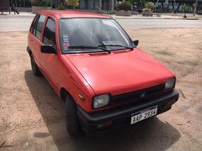 Suzuki Maruti 800 Año 1995