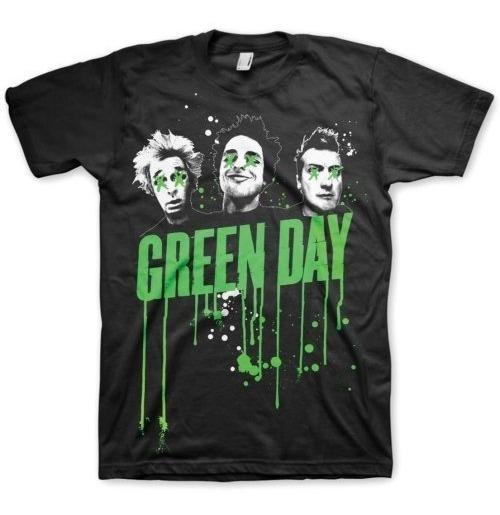 Remera T-shirt Oficial Green Day Fan Store Mvd Merchandising