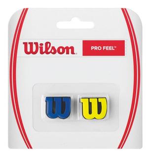 Anti Vibrador Wilson Pro Feel Para Raqueta De Ténis Cuerdas