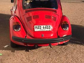 Volkswagen Fusca 1600 Año87 1600 1 Carburador