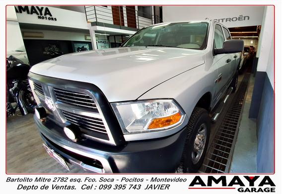 Amaya Garage Dodge Ram 2500 St Crew Cab 5.7 4x4 Impecable!!!