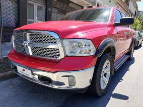 Dodge Ram 1500 Laramie 2016, Único Dueño, Descuenta Iva