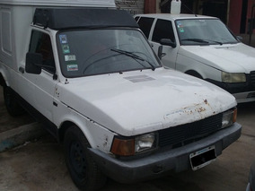 Fiat Fiorino 1993 1.3 Fire Gnc M/b $5000 Y Cuotas 1561213898