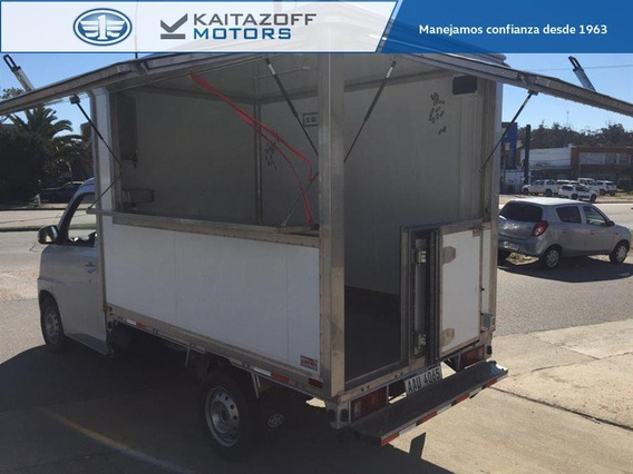 Faw Pick Up T80 Comfort Food Truck 2018 Excelente Estado