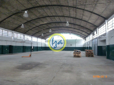 Iza - Alquiler Local Industrial Por M2