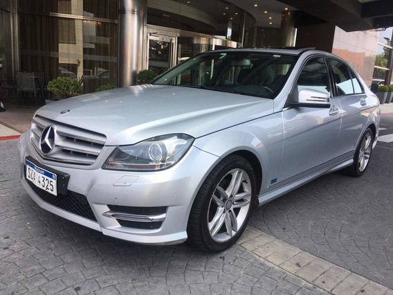 Mercedes-benz Clase C 1.8 C250 Avantgardesport B.eff At 2014