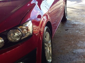 Chevrolet Sonic 1.6 Ltz At 2013