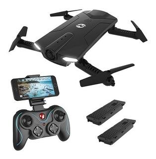 Drone Quadcopte 6 Ejes Holy Stone Hs160 Cámara 720p Febo