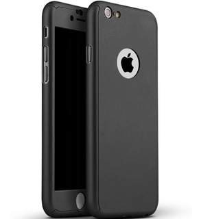 Funda Protector 360 + Templado iPhone 6s 6plus 7 8 Plus X 10