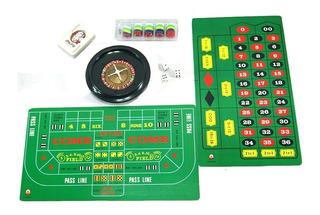 Ruleta Con Accesorios Mini Casino -tvirtual