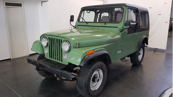 Jeep Wrangler 1989 Diesel